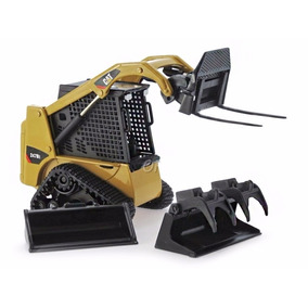 1:32 Caterpillar Mini Cargador 247b Cat Orugas Escala Ped269