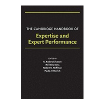 Libro Cambridge Handbook Of Expertise And, K Anders Ericsson