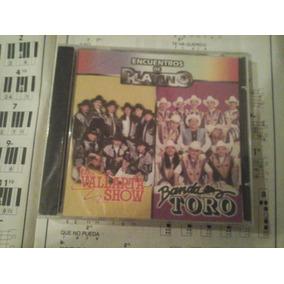 Cd Banda Vallarta Show Banda Toro Fonovisa