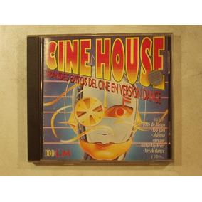 Cd Cine House Musica Peliculas Y Series 1993 - La Plata