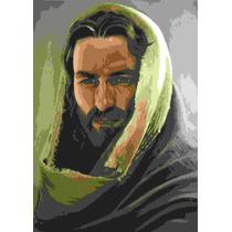 Poster Gospel Jesus De Nazaré Tam. A-3 Laminado Frete Grátis