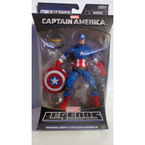 Captain America Marvel Legends 2014 Serie Mandroid