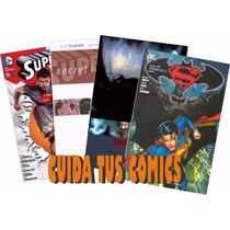 Comic Bags Bolsas Cuida Tus Comics X 100 Tamaño Current