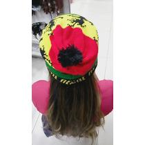 Touca Gorro Boby Marley Jamaicana Reggae Inverno
