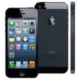 Iphone 5 $1100 Reais (apenas Vidro Traseiro Trincado)