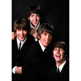 The Beatles - Poster 42x30cm (a3) - Modelo 4