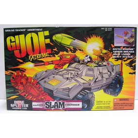 G I Joe - Gi Joe - G.i.joe - Bone Splitter Armored Tank
