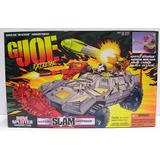 G I Joe - Gi Joe - G.i.joe - Bone Splitter Armored Tank