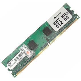 Elpida-512mb667 Memória Elpida 512mb 667mhz Para Desktop