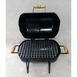 Churrasqueira Bafo Pequena Botijão De Gás Reciclado (1101 )