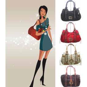 Carteras Casuales Mujer Fashion Moda Look Diario Regalo