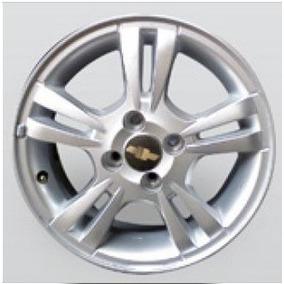 Rin 15 Nuevo Linea Silver Chevrolet Aveo 2009 - 2018