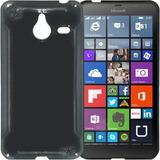 Funda Tpu Microsoft Nokia Lumia 640 Xl 640xl + Film Templado