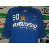 Camisa Cruzeiro Reebok # 30 Kleber Oficial