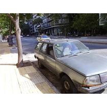 Liquido Renault 18 Break Único Dueño