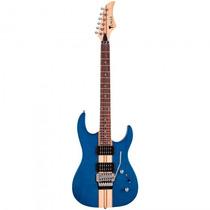 Guitarra Eagle Egt-61 Stbl Especial Azul Fosca - Refinado