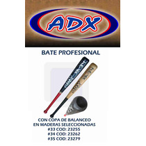 Bate De Beisbol Profecional Adx