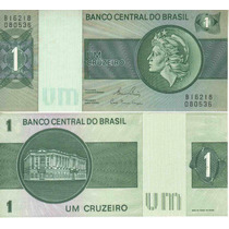 Brasil Billete De1 Cruzeiro Año 1980 P191ac - Sin Circular