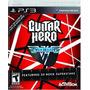 Juego Ps3 - Guitar Hero Van Halen - Formato Fisico - Flores