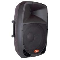 Caixa Ativa Donner Dr1515a Bluetooth Usb Fm 15 Pol 300 Watts