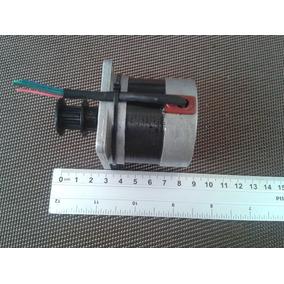 Motor De Pasos Japones 24v Cd 1.8 Grados Por Paso 4 Fases.