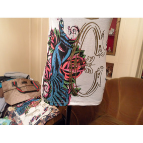 Musculosa Tipo Ed Hardy New York