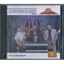 Cd Os Melhores Do Grupo Altos Louvores - Vol 1 (bônus_pb)