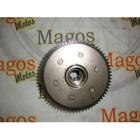 Campana + Disco E Plato Original Da Cbx 200 Strada