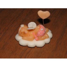 10 Souvenirs Bebas De Porcelana Fria Nacimiento Baby Shower