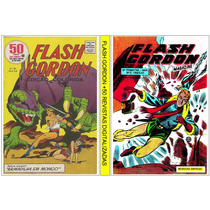 2 Dvd - Flash Gordon +200 Revistas Digitalizada (antigas)