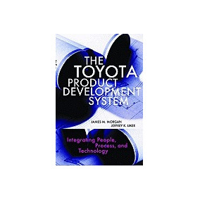 Libro Toyota Product Development System:, James M Morgan