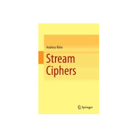 Stream Ciphers (2013), Andreas Klein