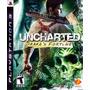Nuevo Y Sellado! Uncharted 1 Drakes Fortune Ps3 En Español
