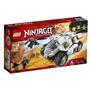 Juguete Lego Ninja Go De Potencia Del Tipo De Titanio Mobil