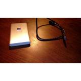 Disco Rigido Externo Sony Hd-eg5 500gb Usb 3.0 Plata