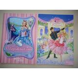 Barbie X 2: El Lago De Los Cisnes Y 12 Princesas Bailarinas