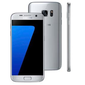 Samsung Galaxy S7 Prata 32gb Android 6.0 4g 12mp Octa-core