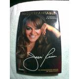 Libro Jenni Rivera (autobiografia, Inquebrantable, Banda)