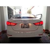 Hyundai Elantra 11 - 16 Faro Trasero Led