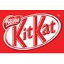 Kit Kat Nestle Caixa Fechada Com 24 Unidades