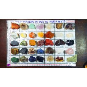 30 Pedras Ametista/citrino/quartzo/ágata/ônix/jaspe/cristal