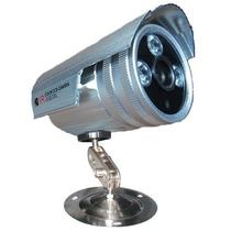 Câmera Para Circuito Fechado De Tv Infravermelho 30m 03 Leds