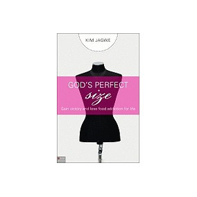 Libro Gods Perfect Size: Gain Victory And Lose Food, Kim Jag