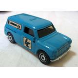 Camioneta 7cm Matchbox Austin Mini Cooper Van 1955 H9 Y F