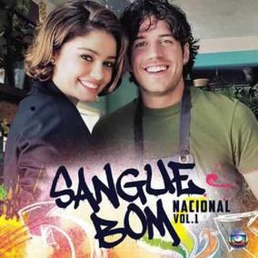 Cd Lacrado Novela Sangue Bom Nacional Volume 1
