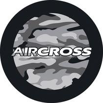 Capa De Estepe Aircross Camuflada Comix - Cc578