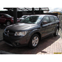Dodge Journey Express At 2400cc 5psj