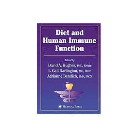 Libro Diet And Human Immune Function (2004), David A Hughes