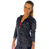 Campera Fitness Camuflada Running - Fitness Point Mujer