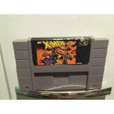 Juego X Men Mutant Apocalíps Super Nintendo Nintendo